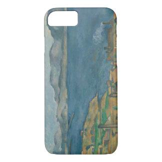 Paul Cezanne - die Bucht von Marseille iPhone 8/7 Hülle