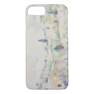 Paul Cezanne - Landschaft in Provence iPhone 8/7 Hülle