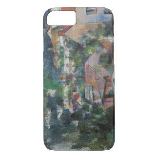 Paul Cezanne - Landschaft iPhone 8/7 Hülle