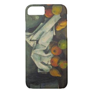 Paul Cezanne - Milch kann und Äpfel iPhone 8/7 Hülle