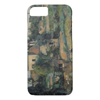 Paul Cezanne - Mühle auf dem Couleuvre bei iPhone 8/7 Hülle
