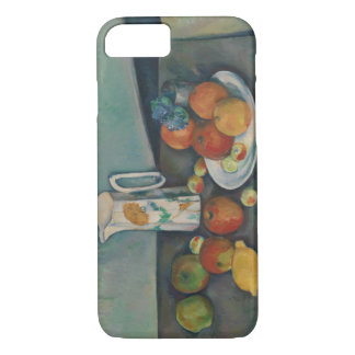 Paul Cezanne - Stillleben iPhone 8/7 Hülle