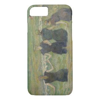 Paul Gauguin - badende Frauen iPhone 8/7 Hülle