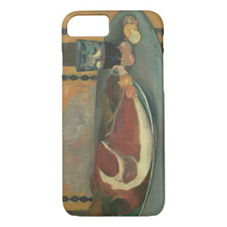 Paul Gauguin - der Schinken iPhone 8/7 Hülle
