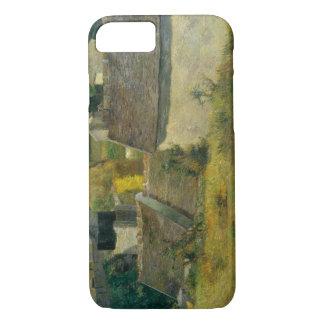 Paul Gauguin - Häuser bei Vaugirard iPhone 8/7 Hülle
