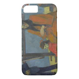 Paul Gauguin - Schuffeneckers Studio iPhone 8/7 Hülle