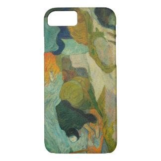 Paul Gauguin - Washerwomen in Arles iPhone 8/7 Hülle
