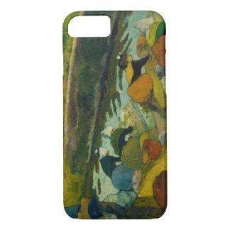 Paul Gauguin - Washerwomen iPhone 8/7 Hülle