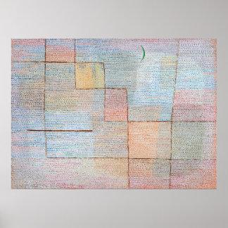 Paul Klee-Erklärung Poster