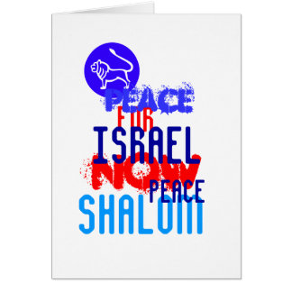 PEACE/SHALOM KARTE
