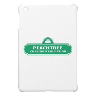 Peachtree kräuselnlogo iPad Fall iPad Mini Hülle