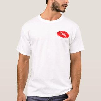 Peevy Zuhause-Verbesserungs-T-Shirt T-Shirt
