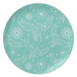 Pegasus-Platte Teller