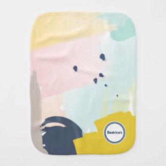 Pegeo moderne PastellWasserfarbeniedlicher Spucktücher