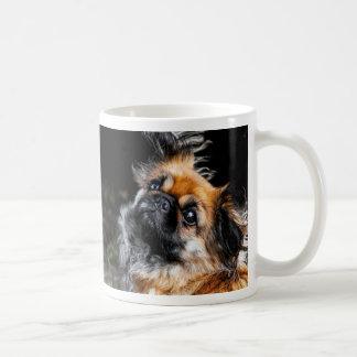 Pekingese Hundeniedliche Foto-Tasse Tasse