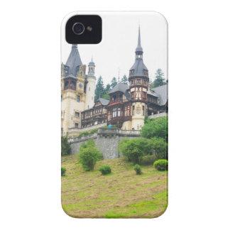Peles Schloss in Sinaia, Rumänien Case-Mate iPhone 4 Hülle