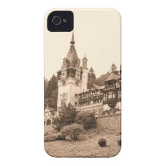 Peles Schloss in Sinaia, Rumänien iPhone 4 Cover