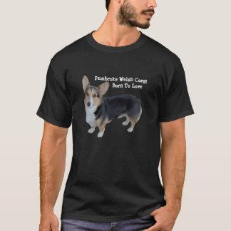 Pembroke-Walisercorgi-Soulful UnisexT - Shirt