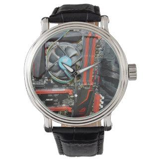 Pendler-Komponenten, Armbanduhr