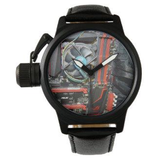 Pendler-Komponenten, Uhr