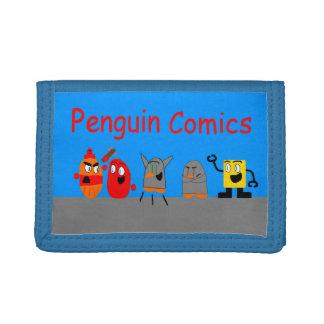 Penguin-Comic-Geldbörse