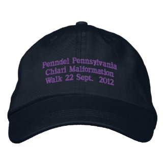 Penndel Pennsylvania 2012 Bestickte Baseballkappe