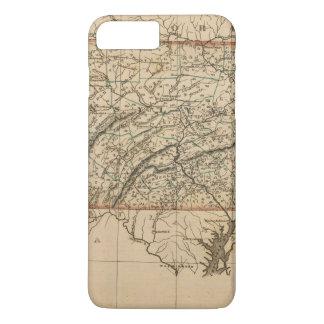 Pennsylvania, New-Jersey iPhone 8 Plus/7 Plus Hülle