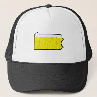 Pennsylvania-Staats-Fernlastfahrer-Hut - Bier Truckerkappe