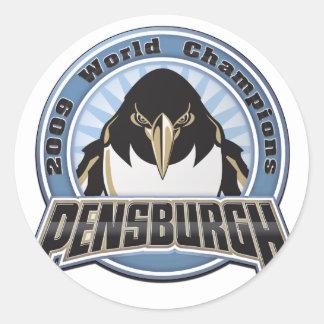 pensburgh-2009 runder aufkleber
