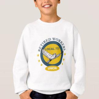 Pensionierte Arbeitskraft-Gewerkschaft Sweatshirt