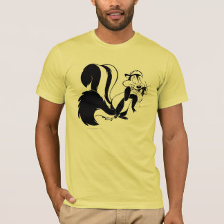 Pepe Le Pew und Penelope T-Shirt