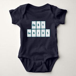 Periodensystem der Elemente:  Baby-Genie Baby Strampler