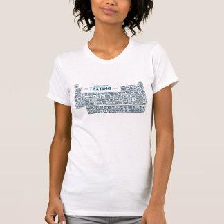 Periodische Tabelle von simsen T-Shirt