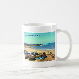 Perle des Pazifiks, Mazatlan Mexiko Boote Kaffeetasse