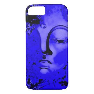 Perlen-Spritzpistolen-Kunst iPhone 7 Buddhas iPhone 8/7 Hülle