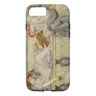Perlen (Studie), c.1875 (Öl auf Leinwand) iPhone 8/7 Hülle