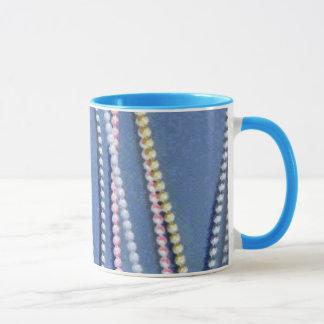 Perlen-Tasse Tasse