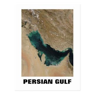 Persischer Golf Postkarte