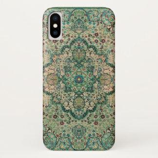 Persischer Teppich-bewegender Vintager iPhone X Hülle