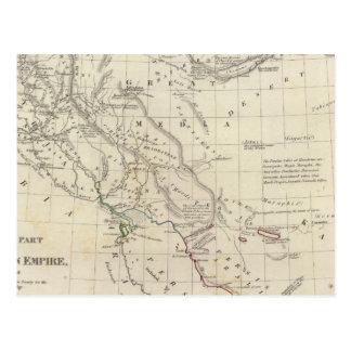 Persisches Reich, Ost Postkarte