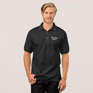 Personalisierte BTMF Dunkelheit Polo Shirt