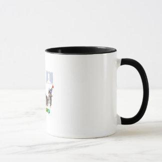 Personalisierte Geburtstags-Tasse Tasse