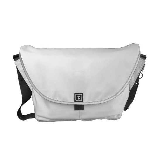 Medium Kuriertasche Innendruck