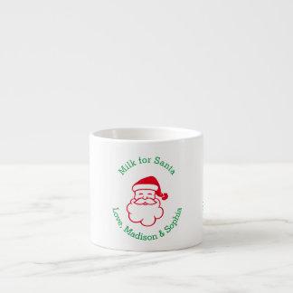 Personalisierte Sankt-Kaffee-Tasse Espressotassen