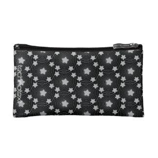 Personalisierte Stern-Art Technotext Tasche