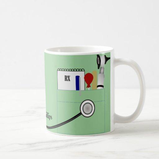 Personalisierter Doktor Mug Kaffee Tasse
