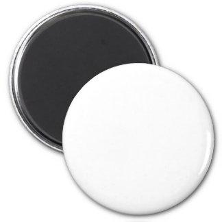 Personalisierter runder Magnet Runder Magnet 5,1 Cm