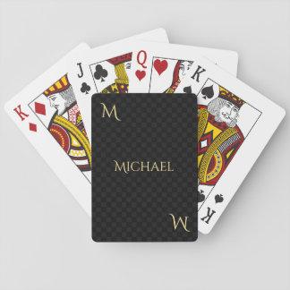 Personalisierter Spielkarten