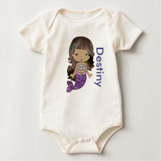 Personalisiertes Bio Baby Strampler