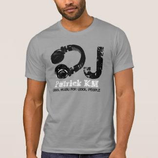 personalisiertes DJ T-Shirt